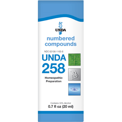 Picture of Numbered Compound #258 (20ml), Unda