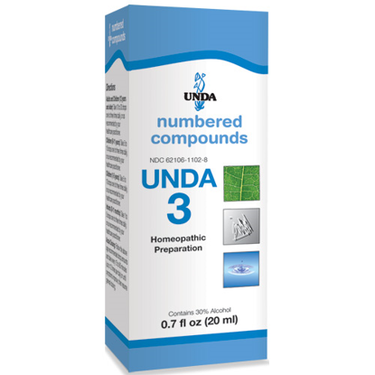 Picture of Numbered Compound #3 (20ml), Unda