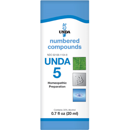 Picture of Numbered Compound #5 (20ml), Unda