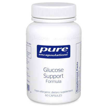 Picture of Glucose Support Formula 60's, Pure Encapsulations