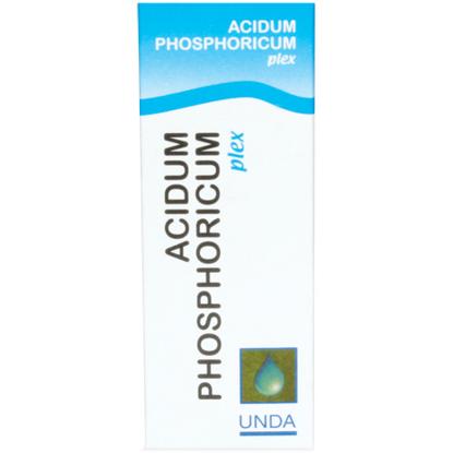 Picture of Acidum Phosphoricum Plex 30 ml, Unda
