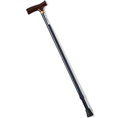Picture of T Handle Walking Cane Black