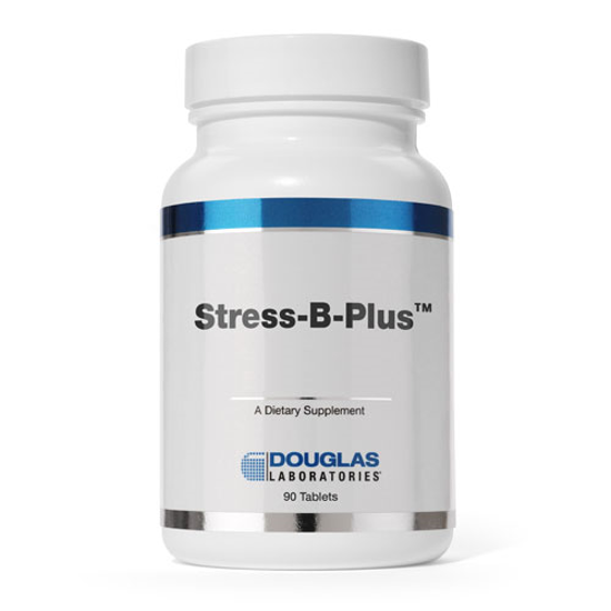 Picture of Stress-B-Plus 90 tabs by Douglas Laboratories