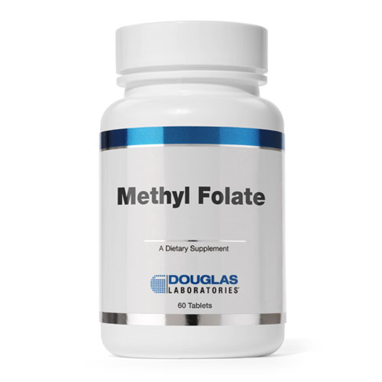 Picture of Methyl Folate (5-MTHF) 60 tabs by Douglas Laboratories