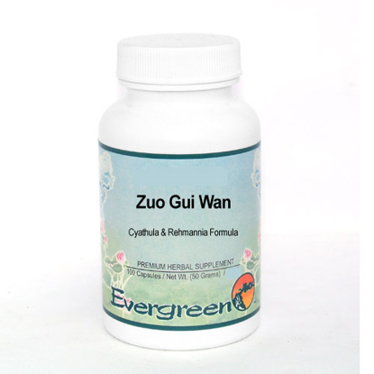 Picture of Zuo Gui Wan Evergreeen Capsules 100's
