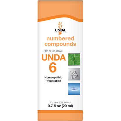 Picture of Numbered Compound #6 (20ml), Unda