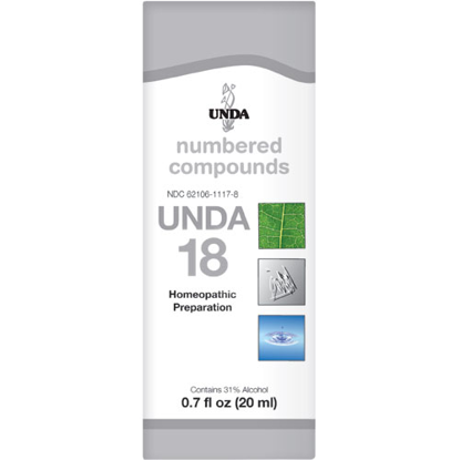 Picture of Numbered Compound #18 (20ml), Unda