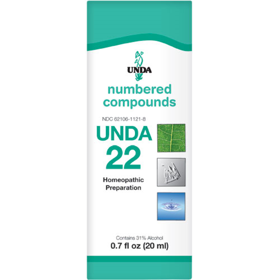Picture of Numbered Compound #22 (20ml), Unda