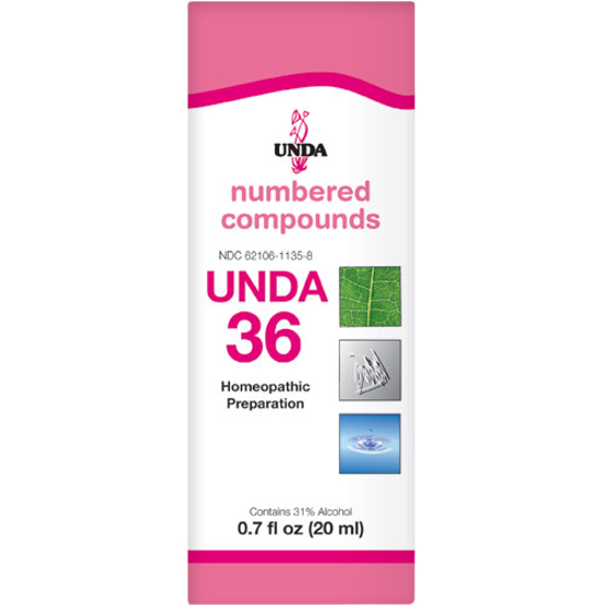 Picture of Numbered Compound #36 (20ml), Unda