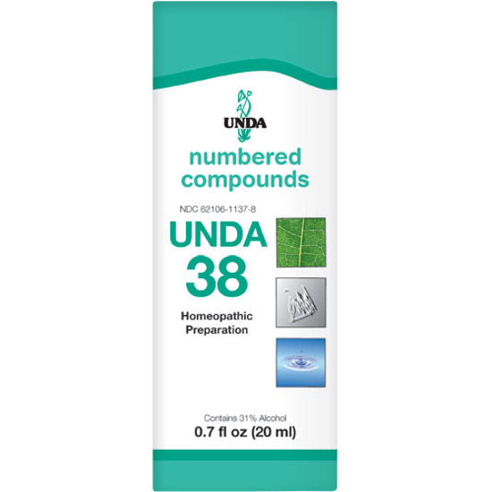 Picture of Numbered Compound #38 (20ml), Unda