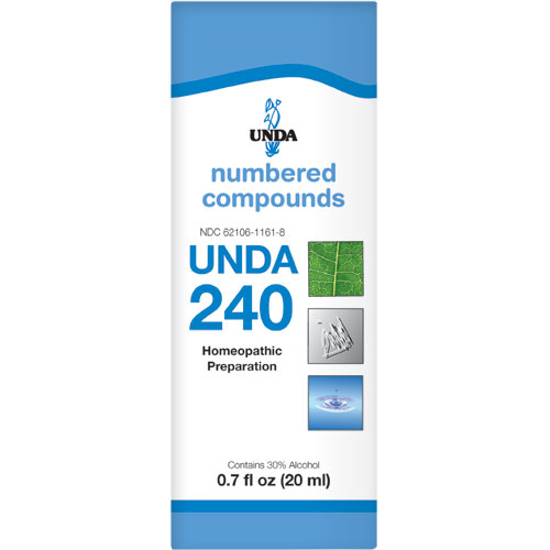 Picture of Numbered Compound #240 (20ml), Unda
