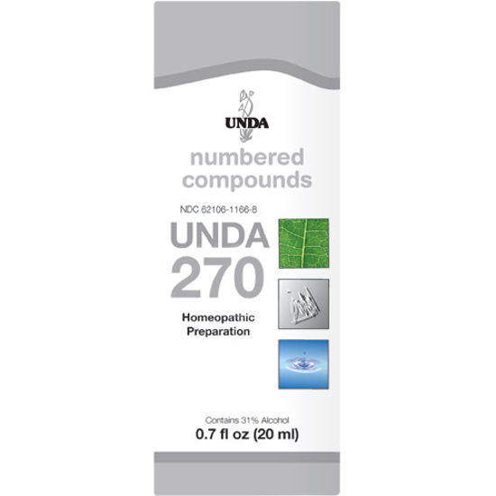 Picture of Numbered Compound #270 (20ml), Unda