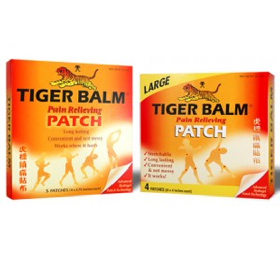 Picture of Tiger Balm Patch Single Size (1 Patch)