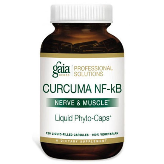 Picture of Curcuma NF-kB: Nerve & Muscle 120 Caps, Gaia Professional