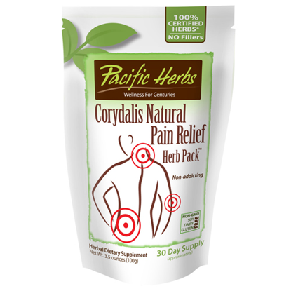 Picture of Corydalis Pain Relief Herb Pack by Pacific Herbs