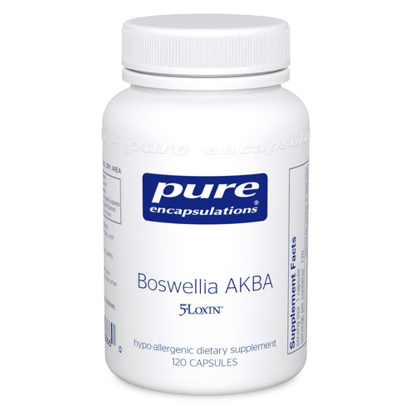 Picture of Boswellia AKBA by Pure Encapsulations