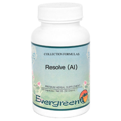 Picture of Resolve (AI) Granules 100g, Evergreen