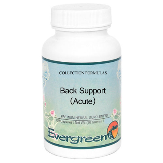 Picture of Back Support (AC) Granules 100g, Evergreen