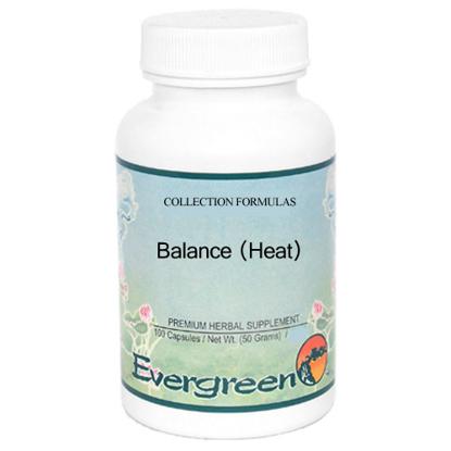 Picture of Balance (Heat) Granules 100g, Evergreen