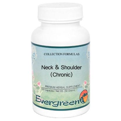 Picture of Neck & Shoulder (CR) Granules 100g, Evergreen