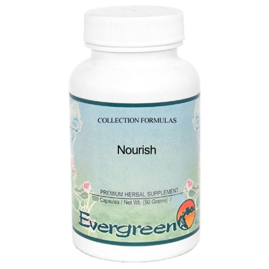 Picture of Nourish Granules 100g, Evergreen