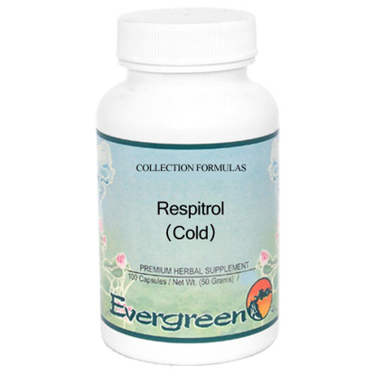 Picture of Respitrol (Cold) Granules 100g, Evergreen