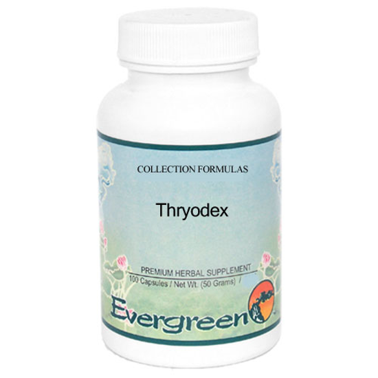 Picture of Thyrodex Granules 100g, Evergreen