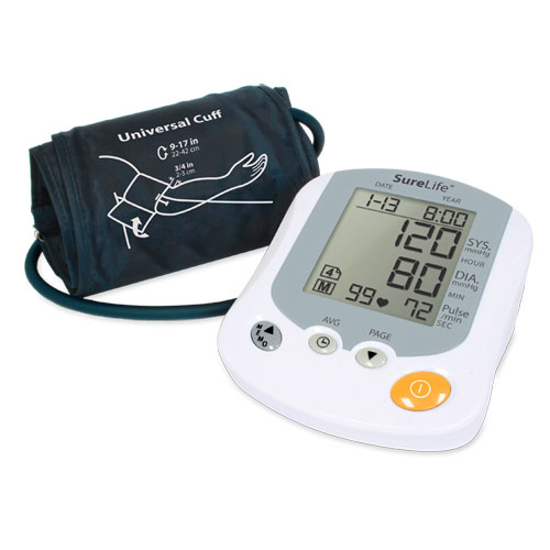 Picture of Blood Pressure Monitor Automatic by SureLife