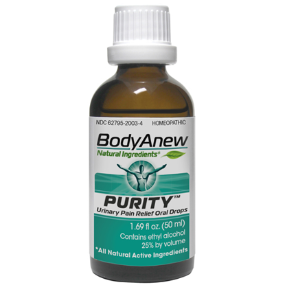 Picture of BodyAnew Purity Oral Drops by MediNatura