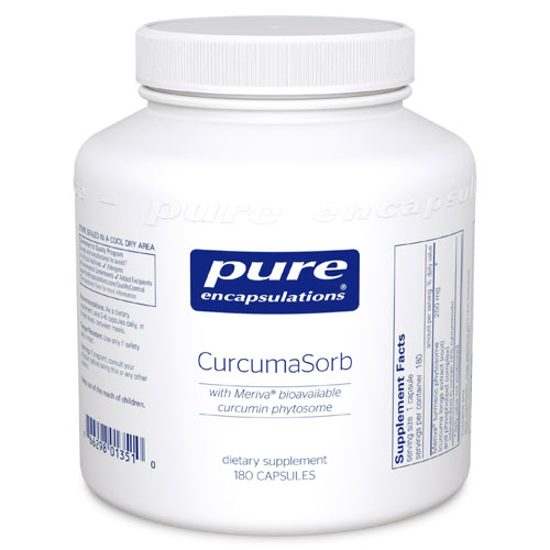 Picture of CurcumaSorb 180's, Pure Encapsulations