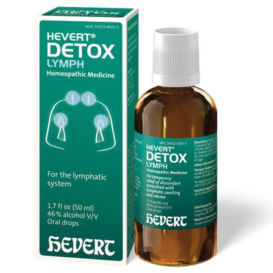 Picture of Detox Lymph 1.7 oz., Hevert Pharmaceuticals