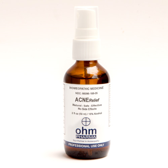 Picture of Acne Relief 2 oz. Spray, Ohm Pharma