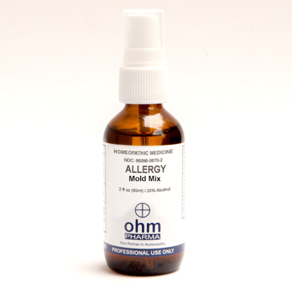 Picture of Allergy Mold Mix 2 oz. Spray, Ohm Pharma