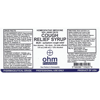 Picture of Cough Relief Syrup 5 oz., Ohm Pharma