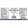 Picture of Mouthwash 2 oz. Dropper, Ohm Pharma