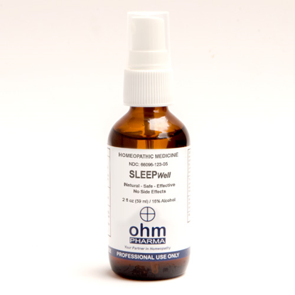 Picture of Sleep Well 2 oz. Spray, Ohm Pharma
