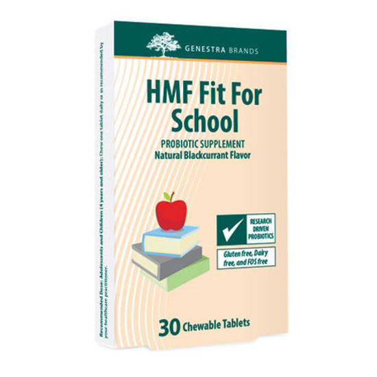 Picture of HMF Fit For School 30 Chewable Tablets, Genestra