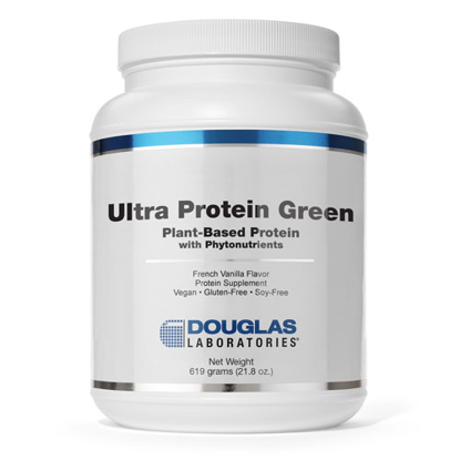 Picture of Ultra Protein Green Powder 619g by Douglas Laboratories