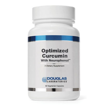 Picture of Optimized Curcumin 60 caps by Douglas Laboratories