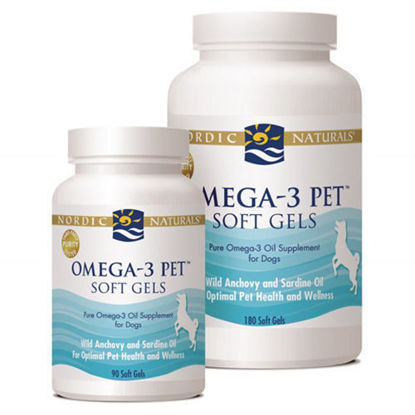 Picture of Nordic Omega 3 Pet Soft Gels