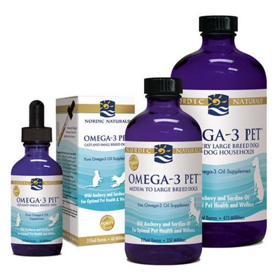 Picture of Nordic Omega 3 Pet Liquid