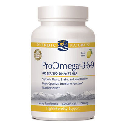 Picture of Nordic Pro Omega 3.6.9, 120 ct.
