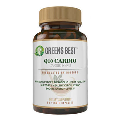 Picture of Q10 Cardio Capsules 60's by Mahima