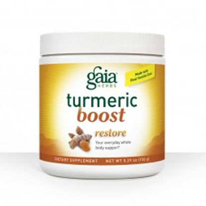 Picture of Turmeric Boost: Restore 5.29 oz by Gaia