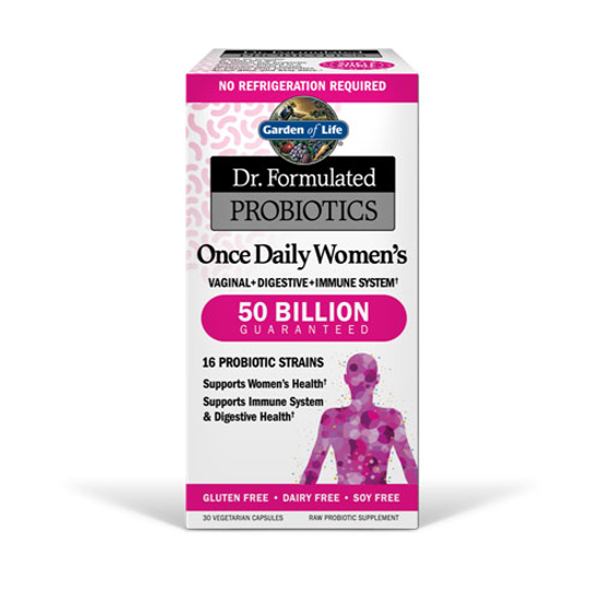 Picture of Dr. Formulated Probiotics Once Daily Women's 30 Caps by GoL