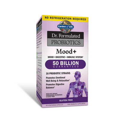 Picture of Dr. Formulated Probiotics Mood SS 60 by GoL