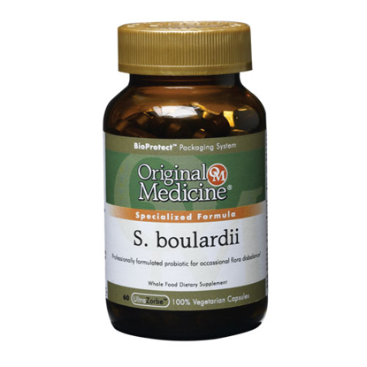Picture of S Boulardii 60 Caps by Original Medicine