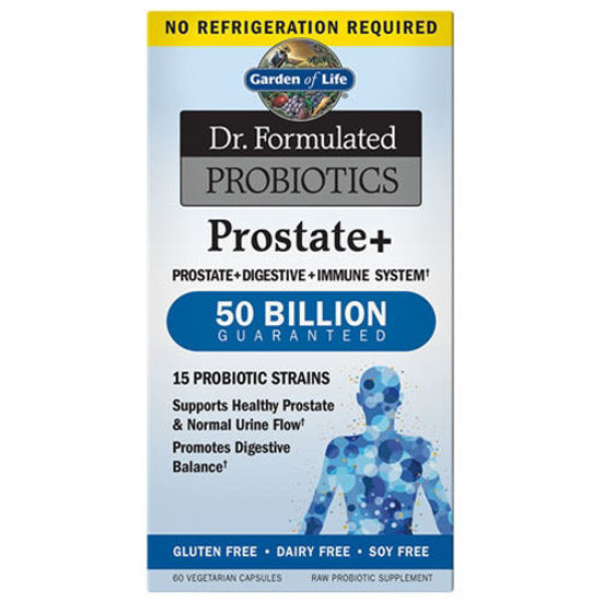 Picture of Dr. Formulated Probiotics Prostate SS 60 Caps by GoL