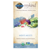 Picture of mykind Organics Men's Multi 60 Tabs by Garden of Life