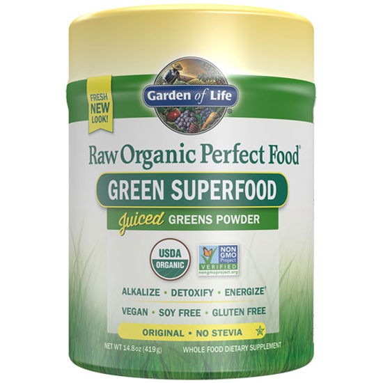 Picture of Raw Organic Perfect Food (Original) 419g by Garden of Life
